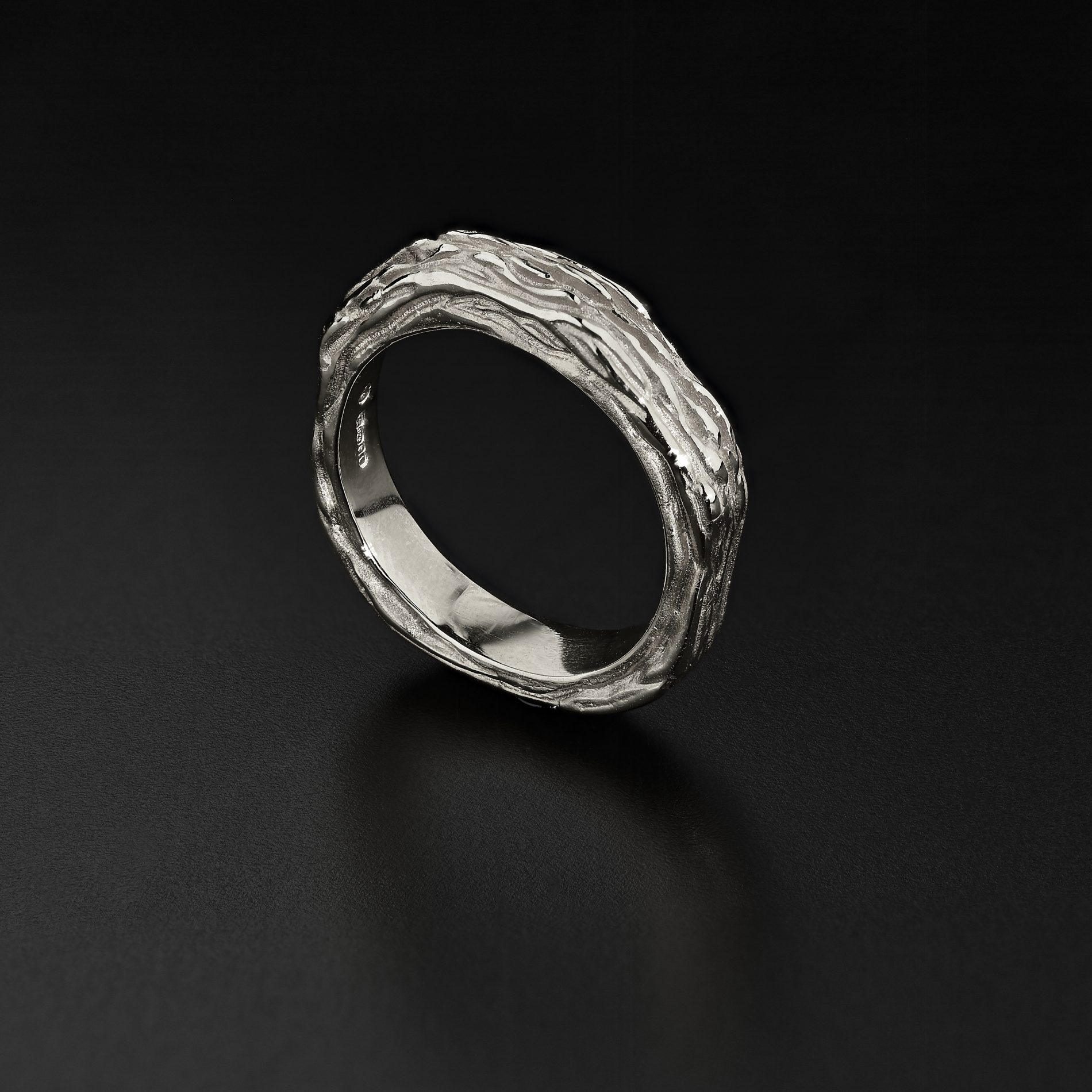 Silver/White Rhodium