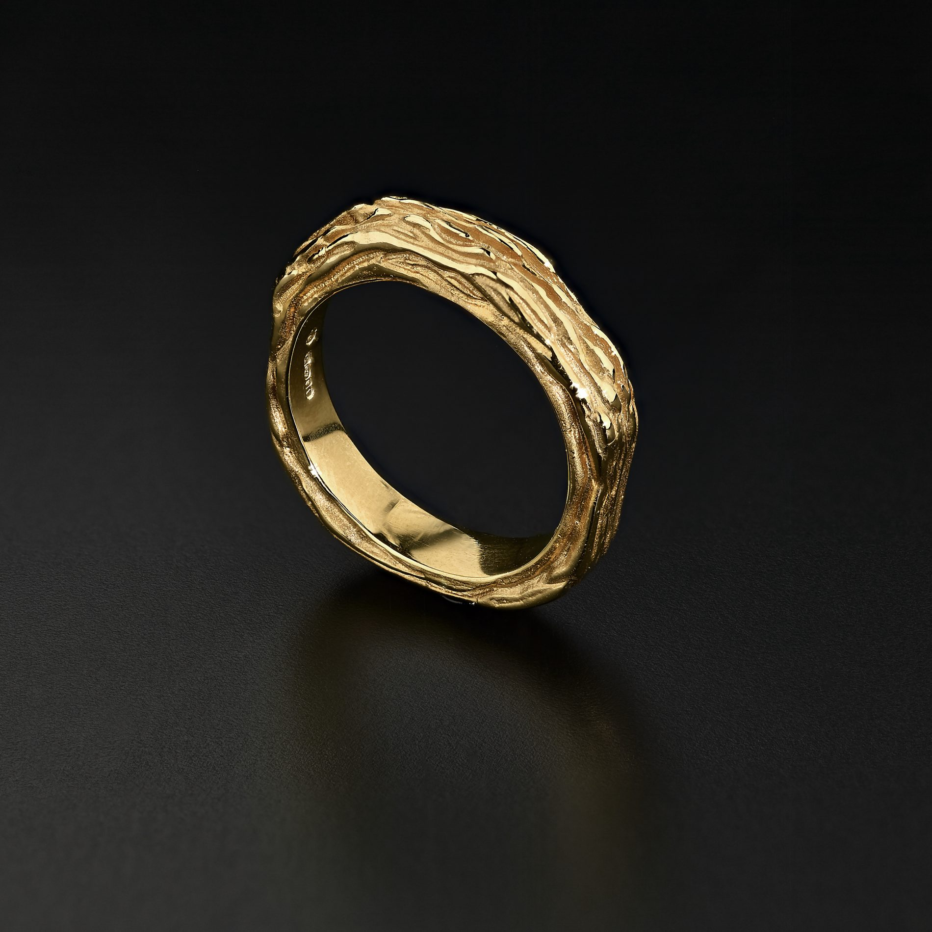 Silver/Yellow Gold Vermeil